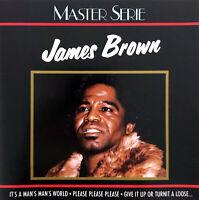 James Brown CD Master Serie - France (M/M)