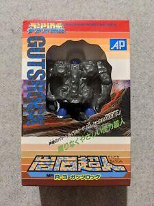 BANDAI - Gobot - Machine Robo - Rock Lords - Granite - Japan - Mint