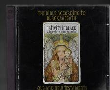 The Bible According To Black Sabbath-Old & New Testements -2 CD 1994 Promo Set