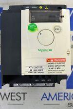SCHNEIDER ELECTRIC ALTIVAR ATV12H075F1 1 HP - USED