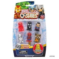 Ooshies Pencil Toppers - Marvel 7 Pack