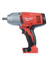 "Milwaukee 2663-20 M18 1/2"" High Torque Compact Impact Wrench with Friction Ring"