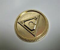 Turbo Gold Legacy Ranger Coin Made for Bandai Master Morpher Cosplay Prop