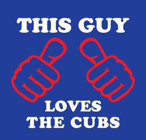 This Guy Loves The Cubs shirt baseball Chicago Northside Bryant Arrieta Baez CHI