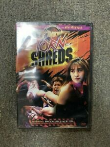 FMW (Frontier Martial Arts Wrestling) - Torn To Shreds (DVD)