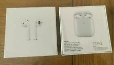 Grade A Airpods 2nd Gen Airbuds Wireless Charging Case Sealed Box Same Day Post