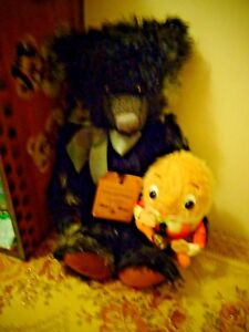 collectable robin rive henery and humpty bear limited edition