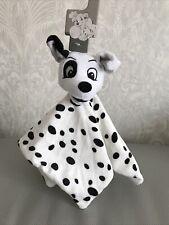 Primark Baby Comforter Blanket 101 Dalmations Disney Blankie spotty Dalmatians