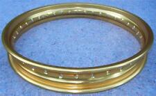 WM3 2.15 X 19 - 36 DID gold anodized alloy motorcycle rim OEM Honda TransAlp 700