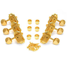 Gotoh Gold 3x3 Tuners for Vintage Gibson® Les Paul/SG/ES Guitar TK-0875-002