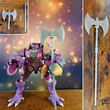 Axe for Megatron Upgrade Transformers War for Cybertron Kingdom K10 Beast TF-Lab