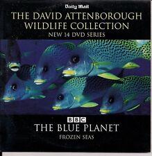 DAVID ATTENBOROUGH BBC THE BLUE PLANET - FROZEN SEAS DVD
