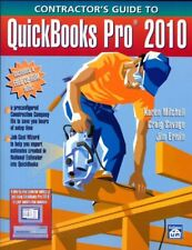 Contractor's Guide to QuickBooks Pro 2010 by Karen Mitchell|Craig Savage|Jim…