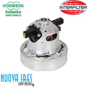 VORWERK FOLLETTO MOTORE CERTIFICATO MODELLO VK130 - VK131 COMPATIBILE