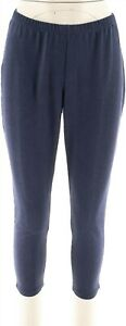 Women with Control Petite Heathered Pull-On Legging Eclipse PS # A301311