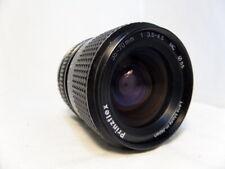 Prinzflex MC 35-70mm f/3.5-f/4.5 zoom lens in Pentax K mount