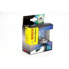 Glühlampe BOSCH H4 Xenon Silver Plus 50, 2 Stück