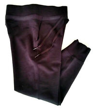 Lululemon Press Pause Jogger II Size 4 Cotton Terry Lounge Pant Black Yoga NWT