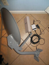 60dBi With  Dish WiFi Antenna + ALFA R36  Booster Repeater GET FREE INTERNET USA