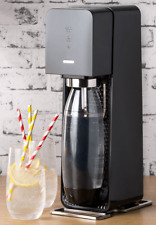NEW Sodastream 1219511613 Source Element Black Drink Maker