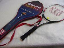 Wilson Super Slam 125 Tennis Racquet and Cover