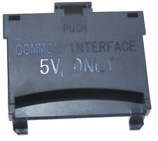 Original genuine Samsung TV Common Interface 5V pay per view card carrier slot