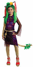 Monster High Jinafire Child Costume Retro Colorful Theme Party Funny Halloween