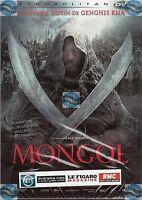 DVD MONGOL sergei bodrov NEUF