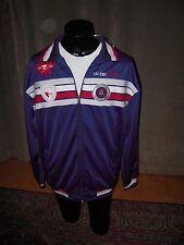 Enyce Track Jacket Navy Blue Rare 1996 96 Size XXL Ski Fresh NWT Deadstock 2XL