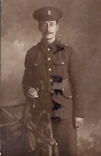WW1 soldier Pte Gaskell Northumberland Fusiliers ? Royal Fusiliers ?