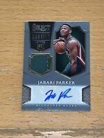 2014 Panini Select Auto Patch /199 RPA Jabari Parker RC Autograph Rookie