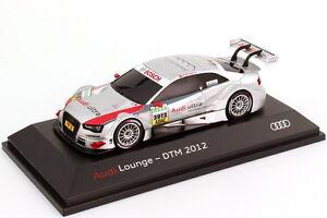 """1:43 Audi A5 DTM 2012 Presentation """" Lounge """" Special Dealer Edition - Spark"""