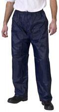 B-DRI Overtrousers - Navy - Size L (Fits 34cm - 40cm waist)