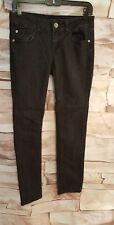 Imperial Star Ladies Jeans Pants Skinny Size 7 Dark Wash