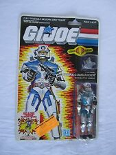 Vintage,GI JOE 1987 COBRA COMMANDER !! 34 BACK,MOC,Action Figure,Original,ARAH