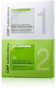 CNP Laboratory Anti-Pore Black Head Clear Kit 10 Pack