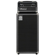 """Ampeg Micro-CL 100W 2x10"""" Bass Amplifier Stack"""