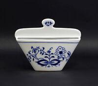 Porcelain kaffeefilterbehälter Lindner Onion Pattern Blue Decoration 9986047