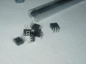 65 Stück (1 Stange) Optokoppler Typ LTV4N35M-V (DIL-Gehäuse)