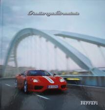 Ferrari 360 Challenge Stradale Hardback Brochure