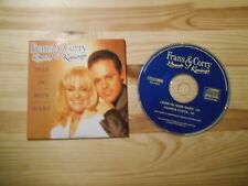CD POP Frans Bauer/Corry Konings-Diep in mijn Hard (2 Song) MCD Cooking MM