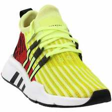 adidas EQT Support Mid Adv Junior Sneakers Casual   Sneakers Yellow Boys - Size