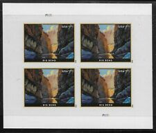 US Scott #5429, Plate Block #P1111 2020 Big Bend VF MNH