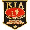 KIA America Remembers Black Pin