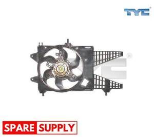 FAN, RADIATOR FOR FIAT LANCIA TYC 809-1015