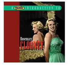 Rosemary Clooney - Proper Introduction To (Tenderley) A (2004) SEALED DIGIPAK CD