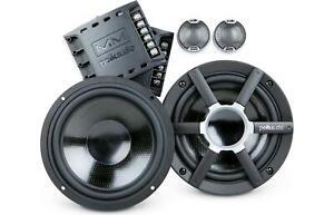"Polk Audio MM6501 6.5"" Component Car Audio Speaker System Marine Certified"