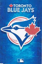 TORONTO BLUE JAYS MLB BASEBALL LOGO FRIDGE MAGNET