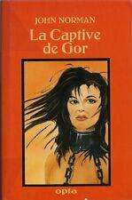 EO N° OPTA AF TOME 28  + JOHN  NORMAN : LA CAPTIVE DE GOR ( TIRAGE 1500 EXS )