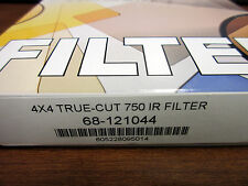 "Schneider 4x4"" True-Cut Ultraviolet Infrared 750 IR Blocking Filter 68-121044"